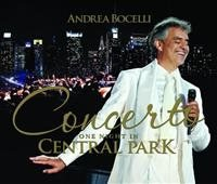 Bocelli Andrea: One night in Central Park (DVD)