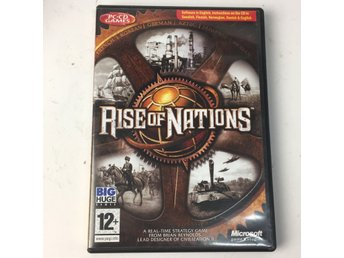 Microsoft, PC-spel, Rise of Nations