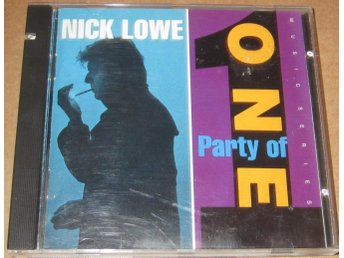 NICK LOWE, Party of one, rock