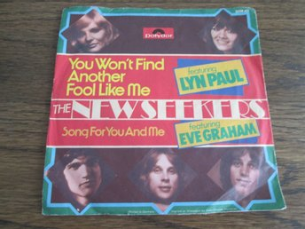 The New Seekers, You won't find another fool like me - Song for You and Me