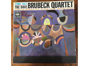 The Dave Brubeck Quartett - Time out - CBS