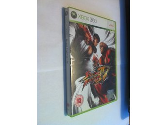 Xbox 360: Street Fighter IV (4)