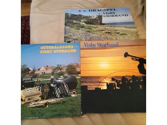 Visby Storband : 3st LP