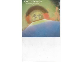 "Jon And Vangelis - 7"" - I´ll find my way home/Back to school"