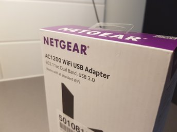 Netgear AC1200 WiFi USB Adapter