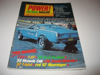 Power 1976-4 Ford Crown Victoria 1956...Ford Mustang 1967
