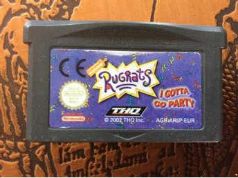 Rugrats till Game Boy Advance