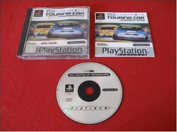 TOCA TOURING CAR till Sony Playstation PSone