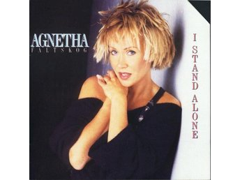 Agnetha Fältskog – I Stand Alone (1987) CD, WEA, New, Prod. By Peter Cetera