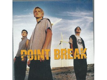 POINT BREAK - 11 TITLAR  (CD MAXI/SINGLE )