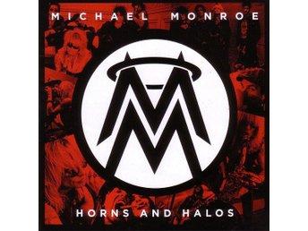 Michael Monroe - Horns And Halos +2 (2013) CD, Spinefarm Records/Universal, New - Ekerö - Michael Monroe - Horns And Halos +2 (2013) CD, Spinefarm Records/Universal, New - Ekerö