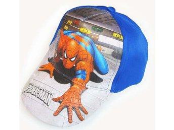 Leksaker Kläder Keps / Kepsar - Spiderman Blå Crawling NY - Uddevalla - Leksaker Kläder Keps / Kepsar - Spiderman Blå Crawling NY - Uddevalla