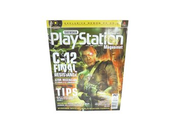 Svenska Playstation magasinet nr 41