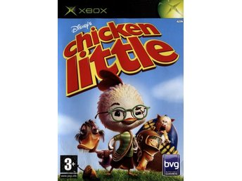 XBOX - Disney's Chicken Little (Beg)