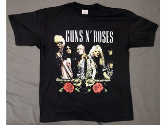 GUNS N ROSES - GROUP - LARGE - FRAKTFRITT!