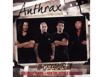 Anthrax: Ten great tracks plus... (Digi) (CD)