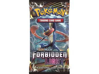 Pokemon Booster Sun & Moon 6 Forbidden Light