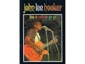 John Lee Hooker ?–Live At Cafe Au-Go-Go Casette UK press