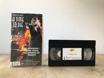 VHS A time to die - Traci Lords