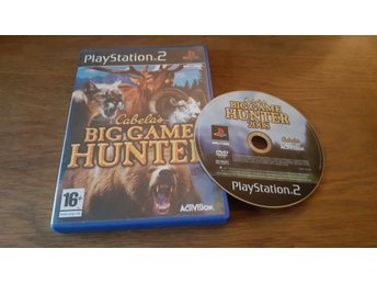 CABELAS BIG GAME HUNTER PS2 BEG