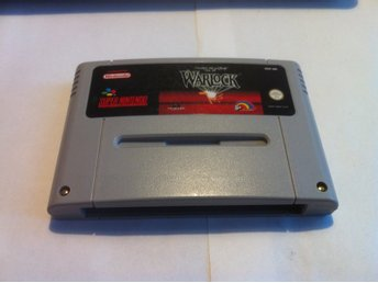 SNES: (Beware the Ultimate Evil of) - Warlock (End. kassett)