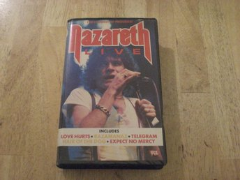 Nazareth Live - The Loudest 'N' Proudest