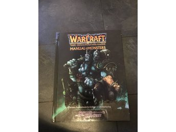 Warcraft the roleplaying game - Manual of Monsters