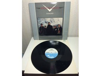 "****LP VINYL SPANDAU BALLET ""DIAMOND"" 1982 FIRST PUBLISHED IN UK ********"