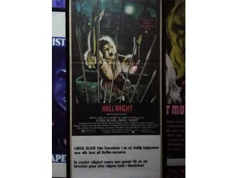 Hell night (1981 slasher Horror)