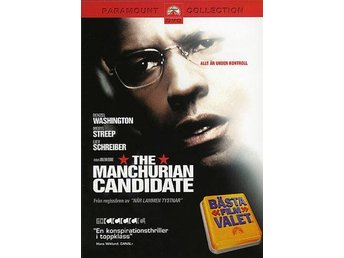 Manchurian, The Candidate (Jonathan Demme, 2004)