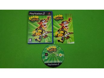 Crash Twinsanity KOMPLETT PS2 Playstation 2
