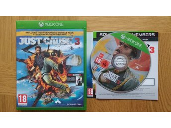 Xbox ONE: Just Cause 3