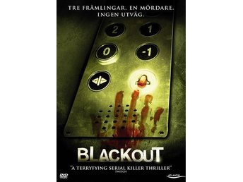 Blackout Amber Tamblyn, Aidan Gillen, DVD film bra se