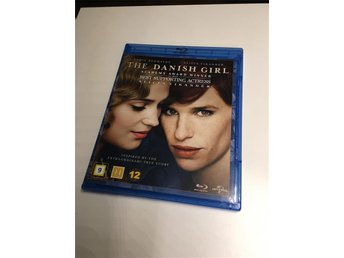 The Danish Girl (Blu-ray) - Linköping - The Danish Girl (Blu-ray) - Linköping