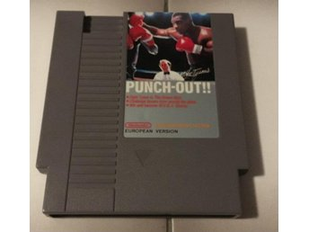 Mike Tyson's Punch Out (Nes-8bit) - Lidköping - Mike Tyson's Punch Out (Nes-8bit) - Lidköping