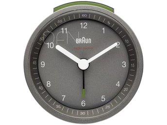 Braun BNC 007 väckarklocka grå - Höganäs - Braun BNC 007 väckarklocka grå - Höganäs