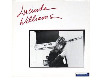 Lucinda Williams - Lucinda Williams (LP, vinyl)