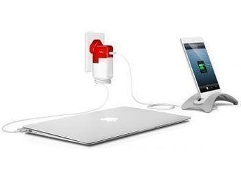 Twelve South PlugBug World. Reseladdare för Macbook/iPad.