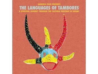 Language Of Tambores (Gabriele Poso Presents) (2Vinyl LP)
