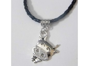 Ko halsband / Cow necklace