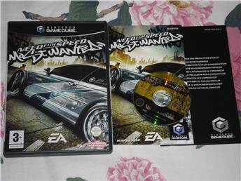 1KR! Nintendo GameCube Need for Speed Most Wanted