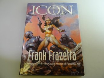 Icon - A retrospective by the Grand master of Fantastic Art