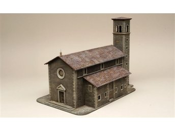 Italeri CHURCH  1/72