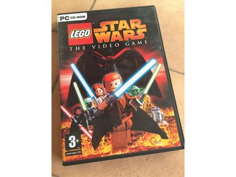 PC spel Lego Star Wars