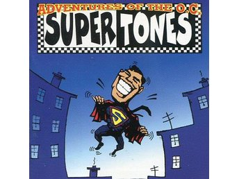 The Supertones -Adventures of the Supertones D Ska 1996