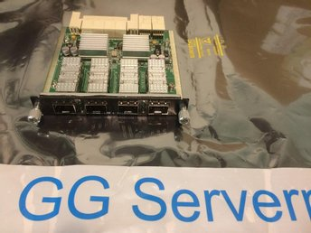 Dell M8024-SFP+ Quadport 10GbE Modul för powerconnect M8024 N805D
