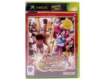 Street Fighter Anniversary Collection - Xbox - PAL (EU)