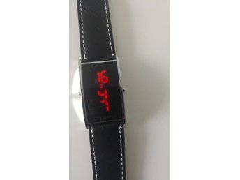 LED Klocka watch