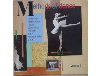 Various title* Methods Of Dance Volume 2* Synth-pop, Disco UK LP Comp.