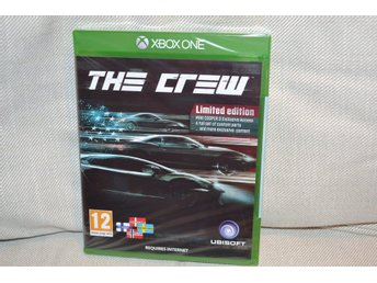 The Crew Xbox ONE (Limited Edition) Ny